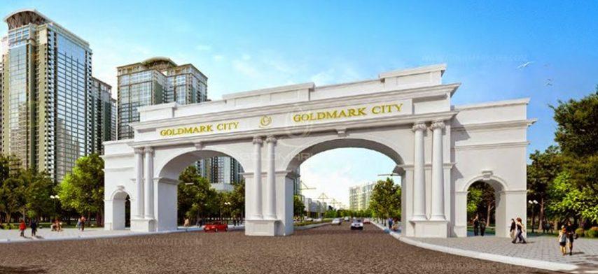 GOLDMARK CITY TỪNG BƯỚC CHINH PHỤC KHÁCH HÀNG